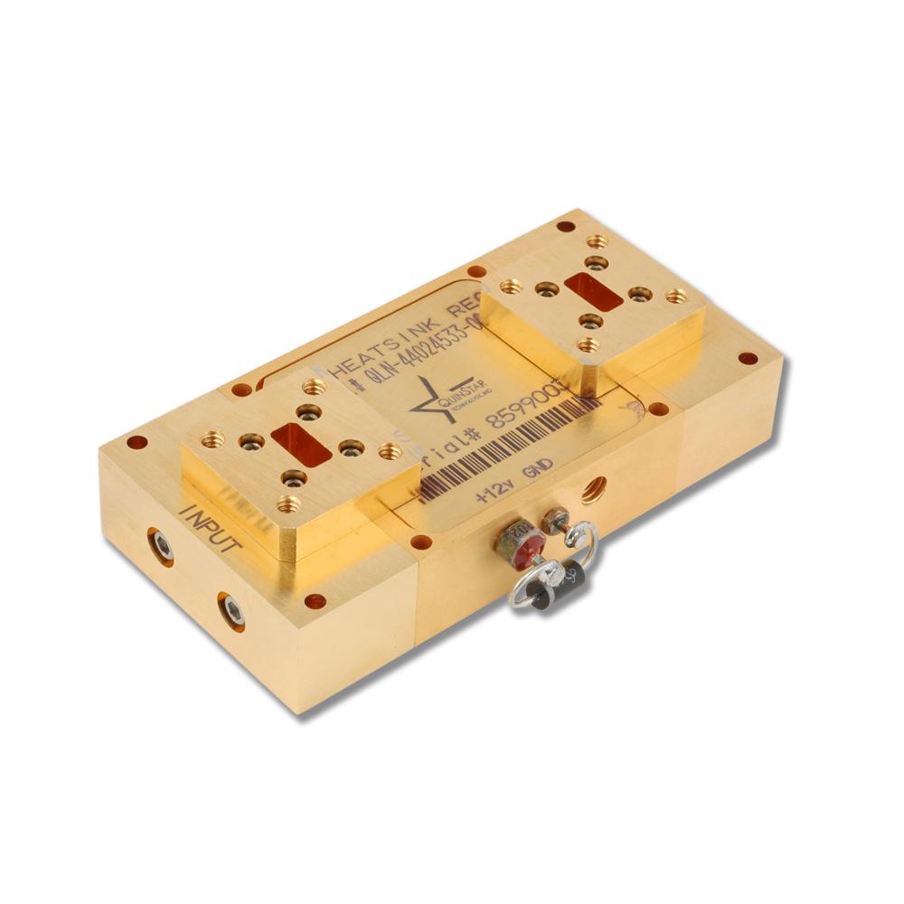 Millimeter-Wave Low Noise Amplifiers